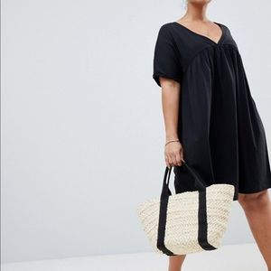 ASOS Curve Smock Dress